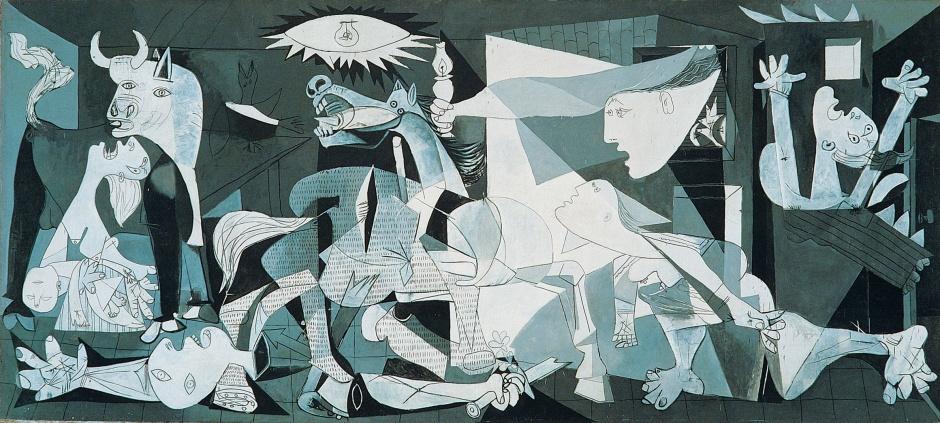 6.Picasso-Guernica